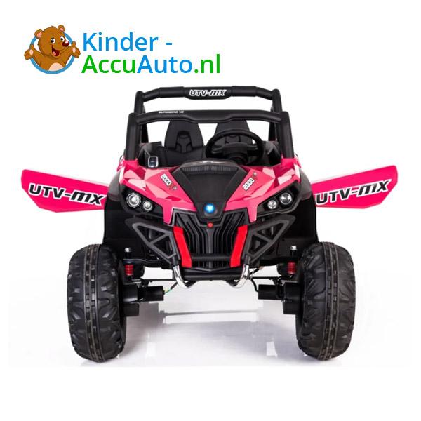 Beach Buggy Roze Kinderauto 3