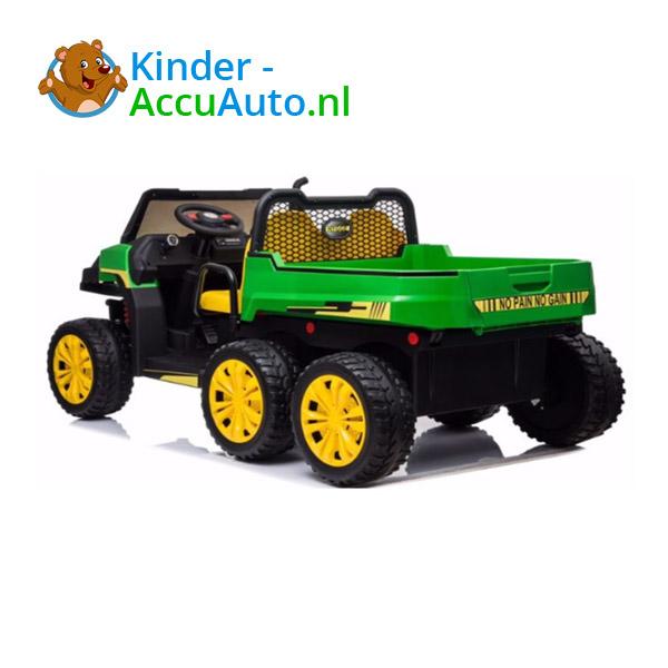 Gator Farm Truck Groen Kindertractor 2