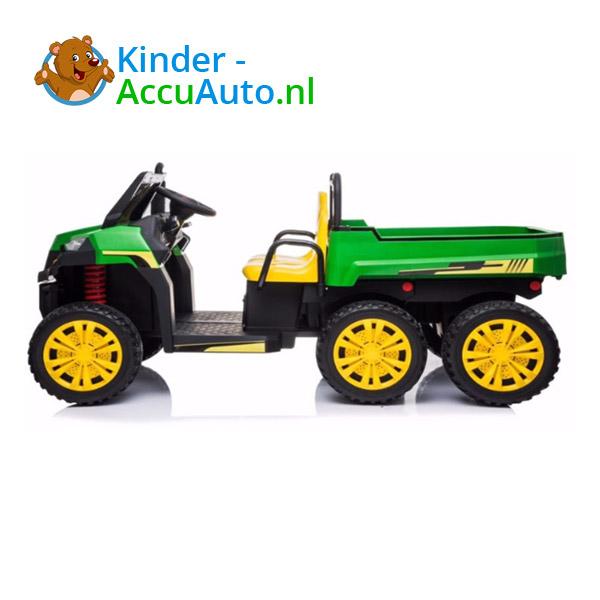 Gator Farm Truck Groen Kindertractor 3