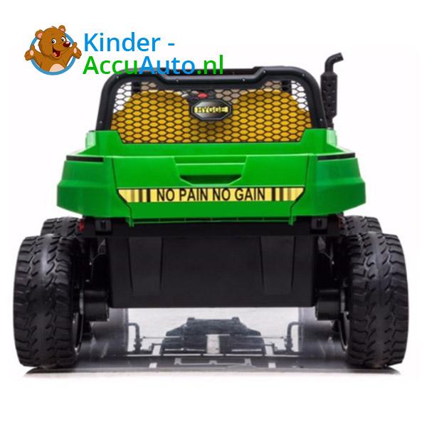 Gator Farm Truck Groen Kindertractor 4