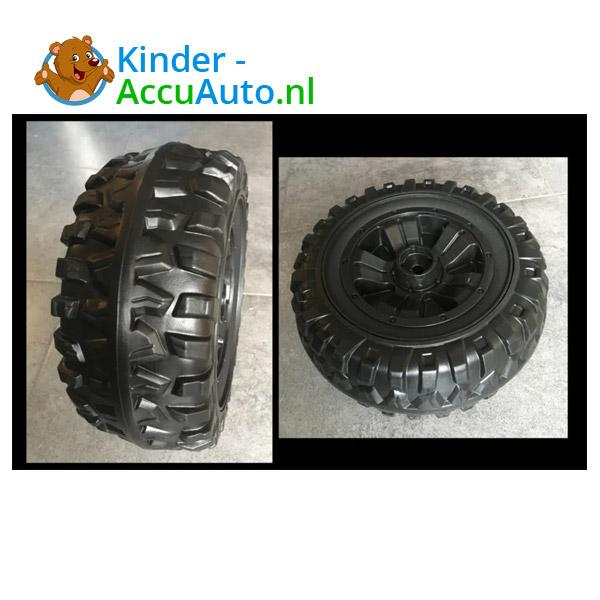 Jeep Mountain King Zwart Kinderauto 11