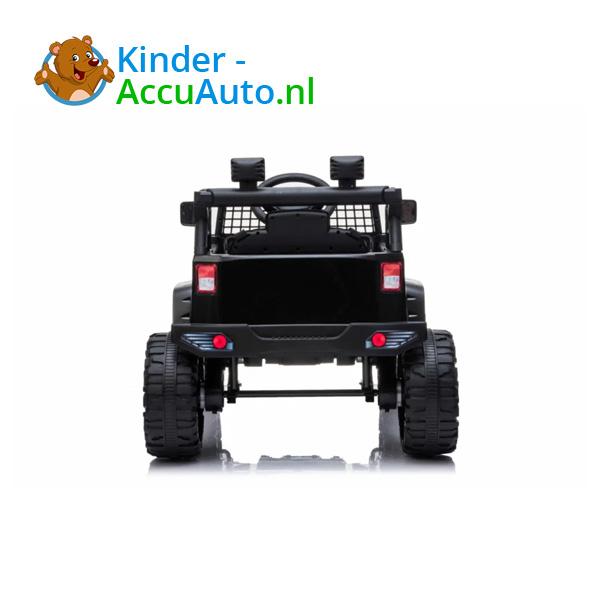 Jeep Mountain King Zwart Kinderauto 5