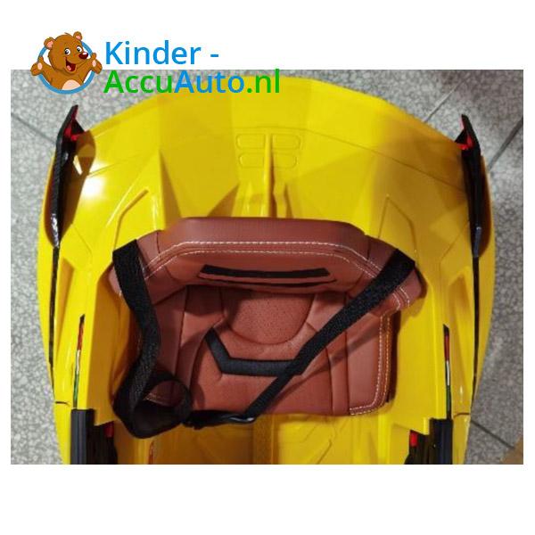 Lamborghini SIAN Geel Kinderauto 10