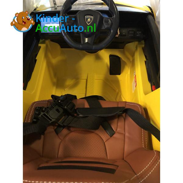 lamborghini sian geel kinderauto 15