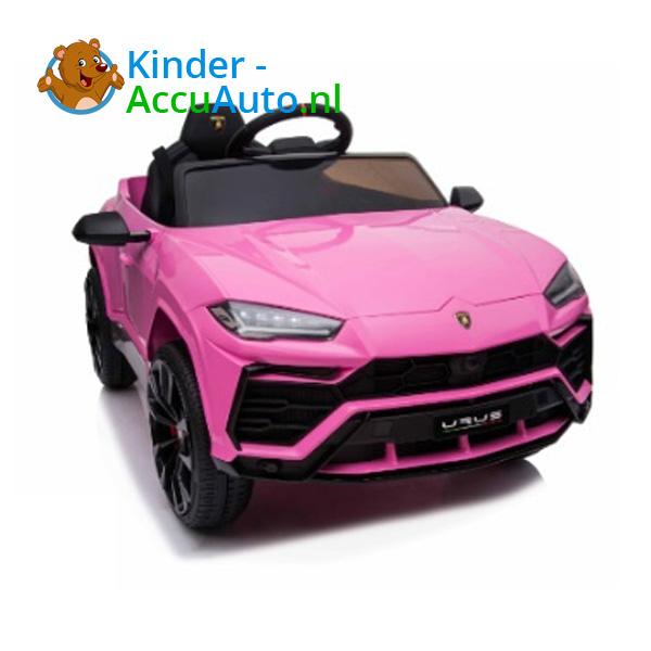 Lamborghini Urus Roze Kinderauto 1