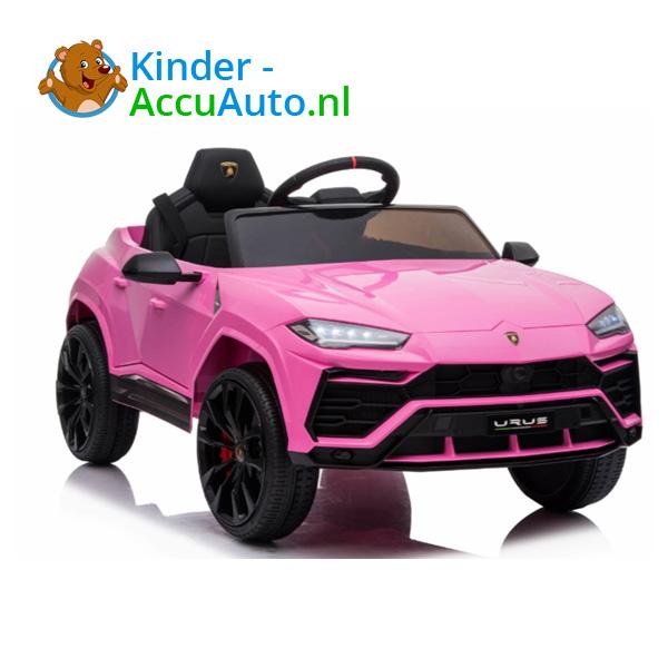 Lamborghini Urus Roze Kinderauto 2