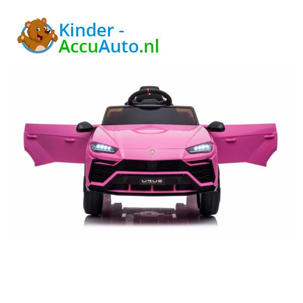 Lamborghini Urus Roze Kinderauto 6