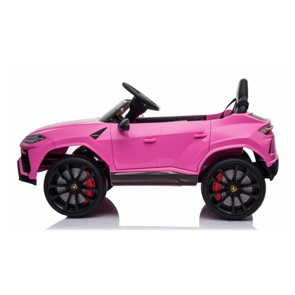 Lamborghini Urus Roze Kinderauto 7