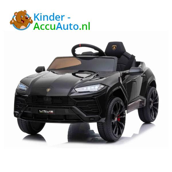 Lamborghini Urus Zwart Kinderauto 2