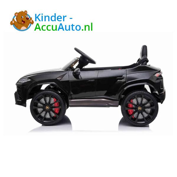 Lamborghini Urus Zwart Kinderauto 3