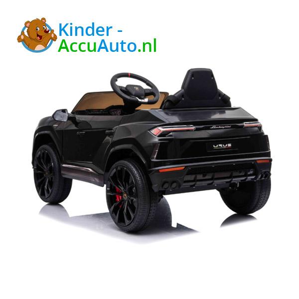 Lamborghini Urus Zwart Kinderauto 4