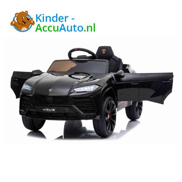Lamborghini Urus Zwart Kinderauto 6