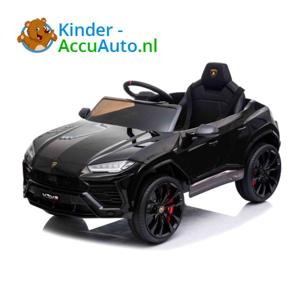 Lamborghini Urus Zwart Kinderauto 7