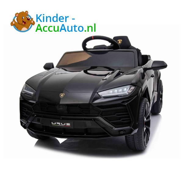 Lamborghini Urus Zwart Kinderauto 8