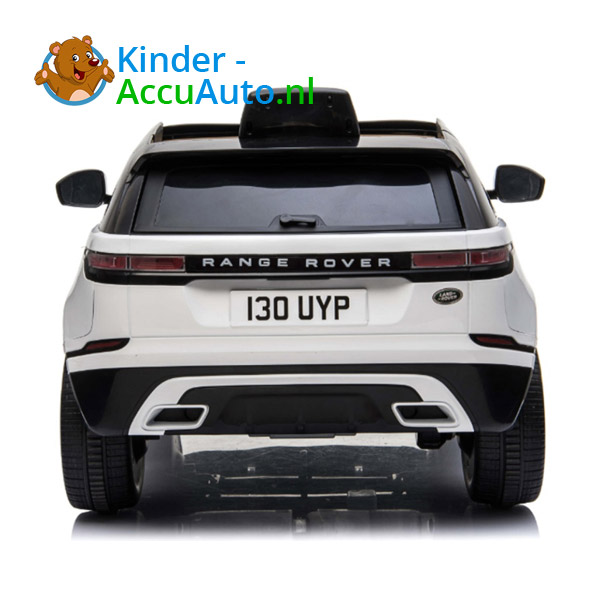Land Rover Velar Wit Kinderauto 3