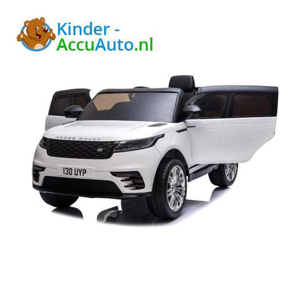 Land Rover Velar Wit Kinderauto 4