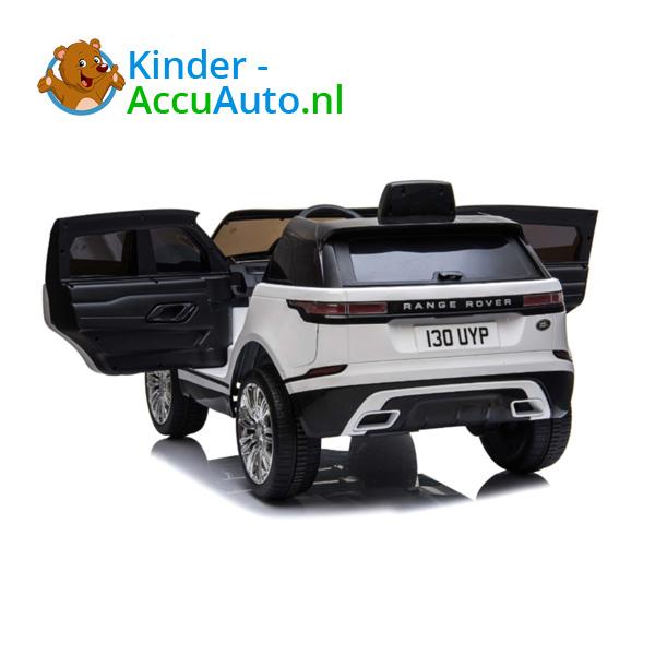 Land Rover Velar Wit Kinderauto 5