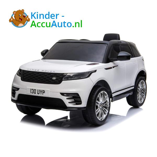 Land Rover Velar Wit Kinderauto 7