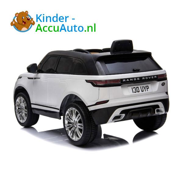 Land Rover Velar Wit Kinderauto 8