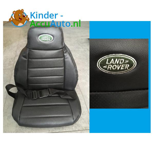Land Rover Velar Wit Kinderauto 9