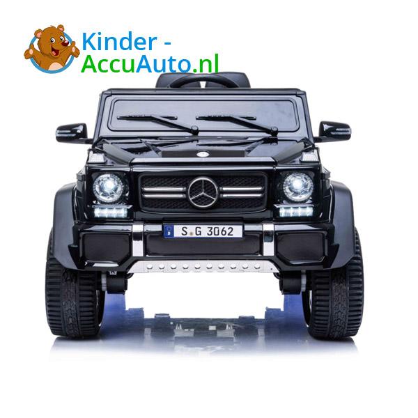 Mercedes MAYBACH Zwart Kinderauto 6