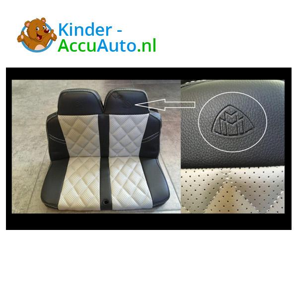 Mercedes MAYBACH Zwart Kinderauto 7