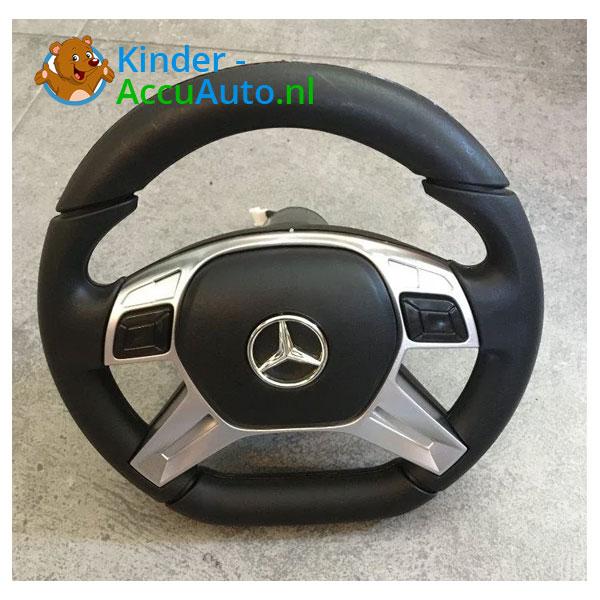 Mercedes MAYBACH Zwart Kinderauto 9