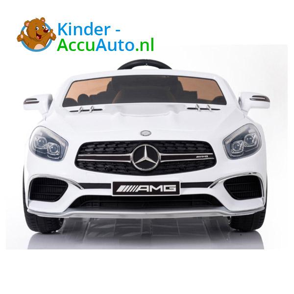 Mercedes SL65 Wit Kinderauto 2