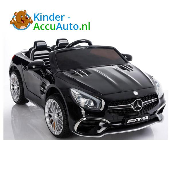 Mercedes SL65 Zwart Kinderauto 3