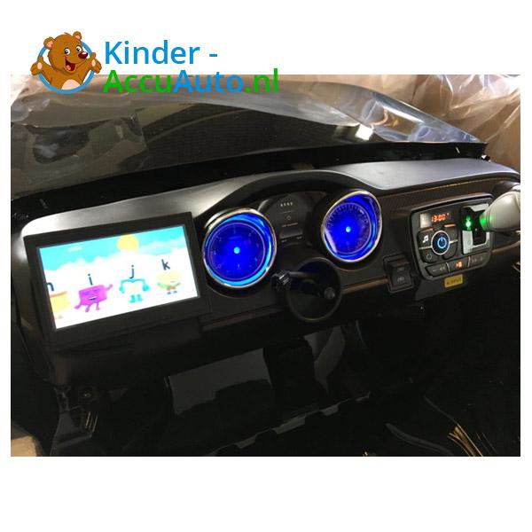 Mercedes X-Class Blauw Kinderauto 2persoons 4WD 7