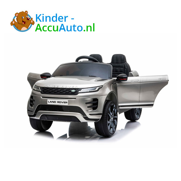 Range Rover Evoque Zilver Kinderauto 6