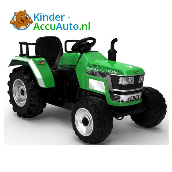 Tractor Blazin Wheels Groen Kindertractor 1