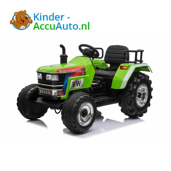 Tractor Blazin Wheels Groen Kindertractor 2