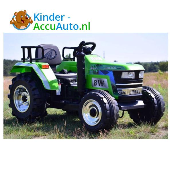Tractor Blazin Wheels Groen Kindertractor 5