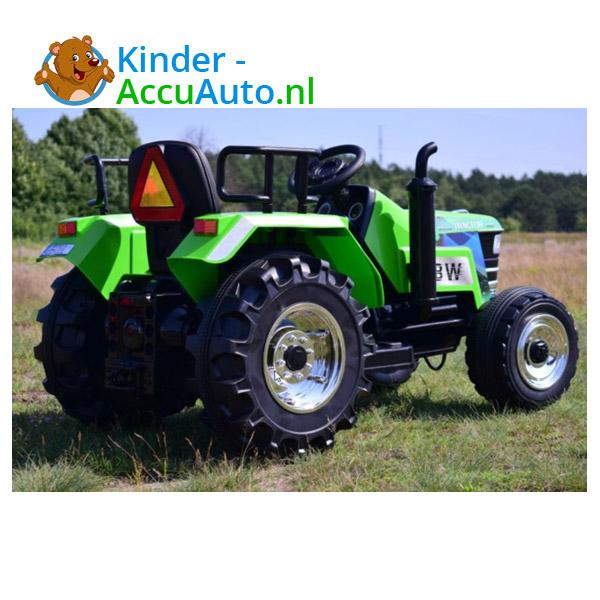 Tractor Blazin Wheels Groen Kindertractor 6