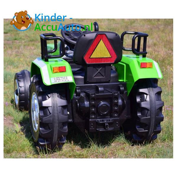 tractor bleezin wheels kindertractor groen 7