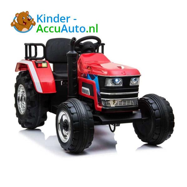 Tractor Blazin Wheels Rood Kindertractor 1