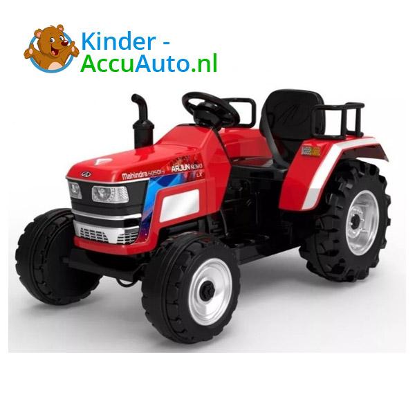 Tractor Blazin Wheels Rood Kindertractor 2