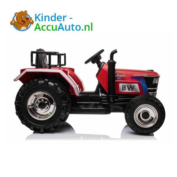 Tractor Blazin Wheels Rood Kindertractor 3