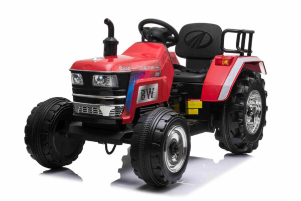 Tractor Blazin Wheels Rood Kindertractor 4