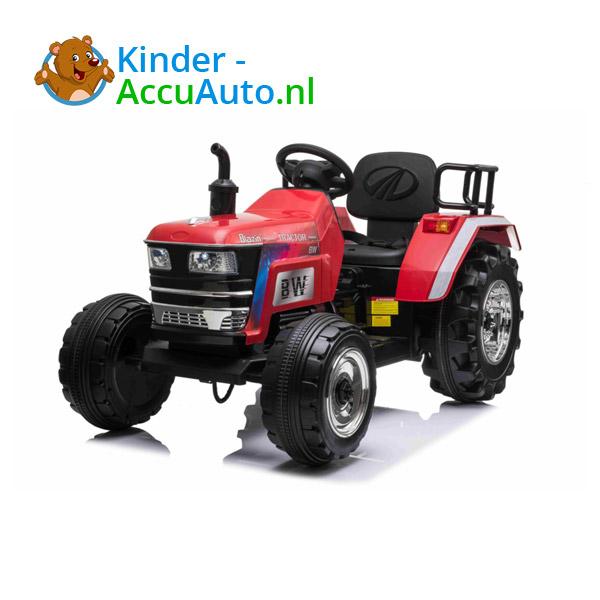 Tractor Blazin Wheels Rood Kindertractor 5
