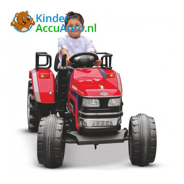tractor blazin wheels rood kindertractor 6