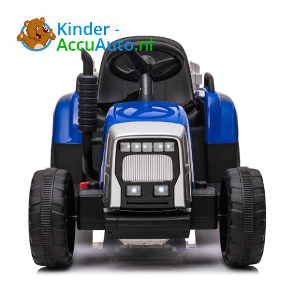 Tractor Trailer Blauw Kindertractor 2