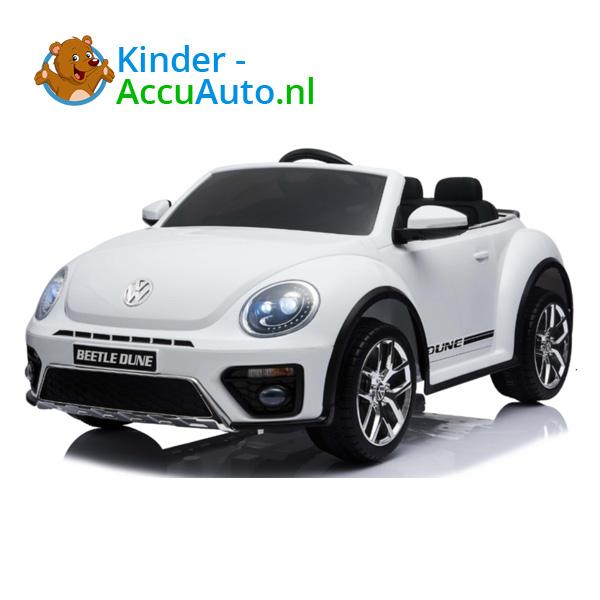 Volkswagen Dune Beetle Kinderauto Wit 1