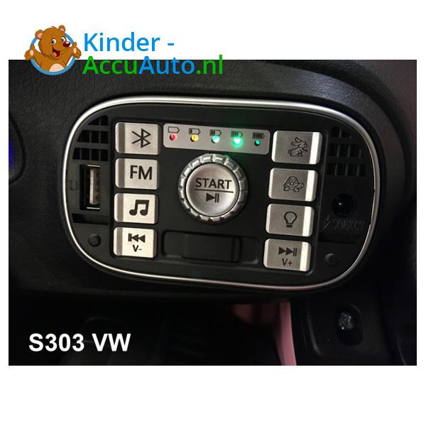 Volkswagen Dune Beetle Kinderauto Wit 11