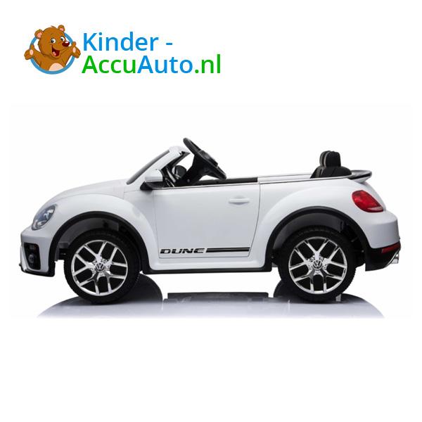 Volkswagen Dune Beetle Kinderauto Wit 2