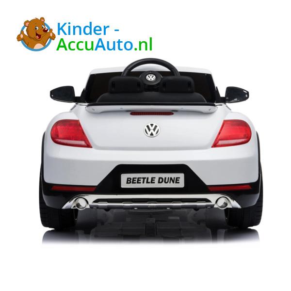 Volkswagen Dune Beetle Kinderauto Wit 3