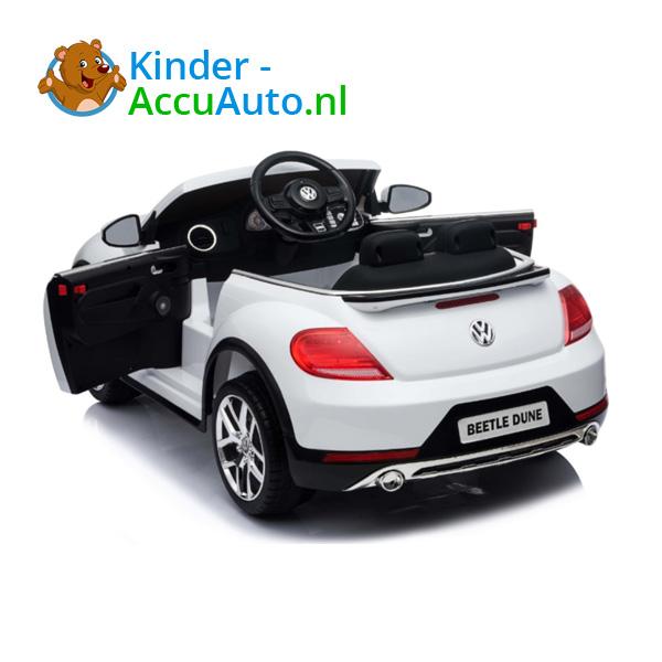 Volkswagen Dune Beetle Kinderauto Wit 4