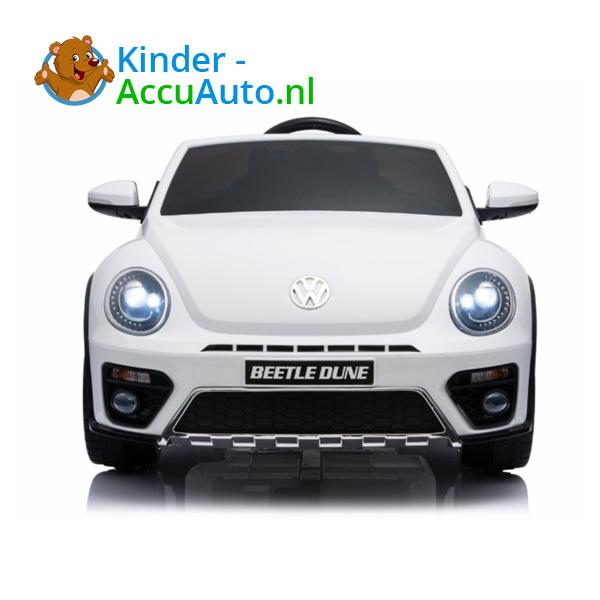 Volkswagen Dune Beetle Kinderauto Wit 5