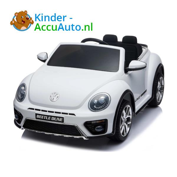 Volkswagen Dune Beetle Kinderauto Wit 6
